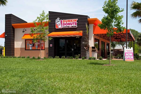 Dunkin' Donuts St. Pete